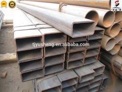Black Iron Pipe Butt Welded Fittings,Rectangular Tube,Hollow Rectangular Steel Tube
