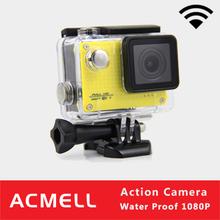 Acmell New product waterproof HD 1080p wifi sport cam SD35W