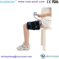 Hot& Cold Therapy Leg Head Ice Pack Wrap