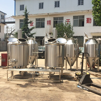 glycol jacket conical fermenter 400l beer thermometer