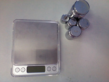 China Manufacturers 300g/500g/1kg/2kg/3kg Stainless steel/ABS Precision/0.01g Jewelry digital scale