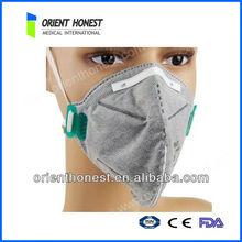 Custom printed n95 antiviral disposable face mask
