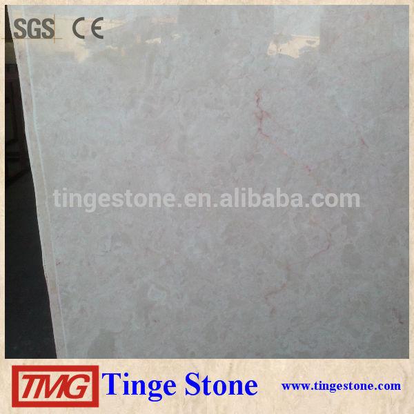 Stone Ottoman Beige Marble