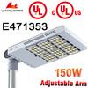High Quality integrated 150w energy saving aluminium led street light