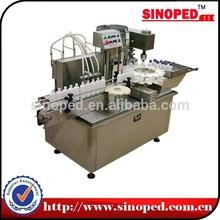 Small Horizontal Liquid Filling Machine Semi Automatic Liquid Filling Machine Perfume, Oil, ,E Liquid