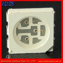5050 Series RGB SMD LED with LED illumination
