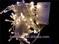Cable de luces LED en colores para Navidad con controlador