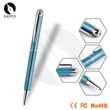 Jiangxin wholesale very cheap football world cup souvenirs metal pen for Japan market