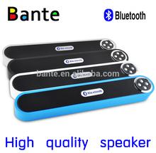 New Wireless Bluetooth Stereo Speaker TF FM radio USB Pen Drive Best Gift