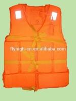 High quality neoprene life jacket , personalized life jacket vest