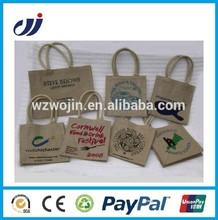 Direct Factory Manufacture jute bag wholesale /jute shopping bag/jute tote bag
