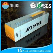 high quality slide box gift packaging