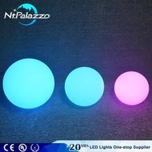 White Led Round Ball Christmas Lights/blinking Led Hanging Ball Motif Light /3d Led Ball Light