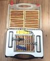auto pneu tubeless kit ferramenta de reparação trk200
