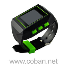 Gps tracker watch SOS button GPS301 personal / kids tracking watch GPS,realtime tracking,quad band,talking