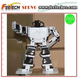Robotics Equipment Smart Servo Support 17 DOF Humanoid/Turning/Squatting Robot