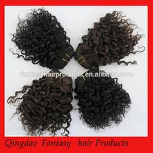 alibaba express unprocessed curly intact virgin peruvian hair,jerry curl Peruvian hair