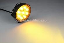 Amber Len new 27w car led tuning light led work light