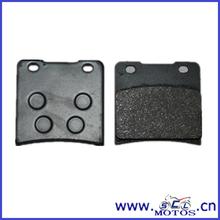SCL-2012040327 strong metal brake pad for motorcycle parts FA 150 SUZUKI brake pads