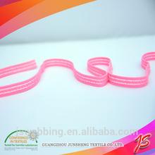 Soft and comfortable non slip silicone bra straps