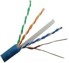 Pass Fluke Test high speed 4p full copper UTP Cat6 Cable