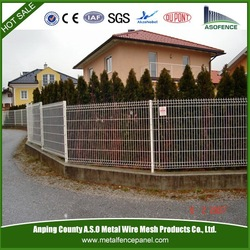 Outdoor metal fencing/Folding metal dog fence/Residential Fence(china direct factory with wholesale price)