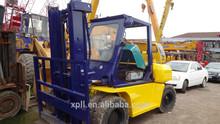Used 6 ton Forklift K0MATSU Fork Lift FD60-7
