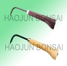 Bonsai tool - Bonsai Root Hook 220mm (high quality with competitive factory prices)