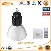 5 years warranty LED high bay 50,80,100,120,150,200,240,300w IP65 meanwell 150w high bay led pendant light