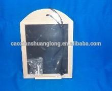 Cheap Wholesale wooden mini blackboard craft