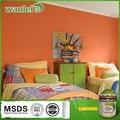 عالية المتانة تصاميم لغرف النوم تزيين الحائط الطلاء
