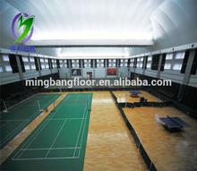 Waterproof Laminate Flooring waterproof pvc flooring/basketball flooring PVC Flooring