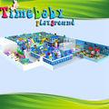 hottest design madeira trampolim interior do equipamento de jogo inflável kid play playground