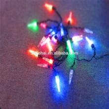 novel led icicle light mini bulb string light