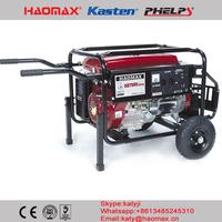 Angola Gasoline generator ELEMAX SH7000DXE