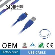 SIPU High quality wholesale thunderbolt to usb 3.0 cable