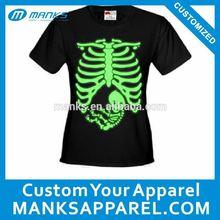 printing glow in the dark t shirt