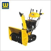 Wintools WT02657 garden gasoline snow thrower yard machine snowblower