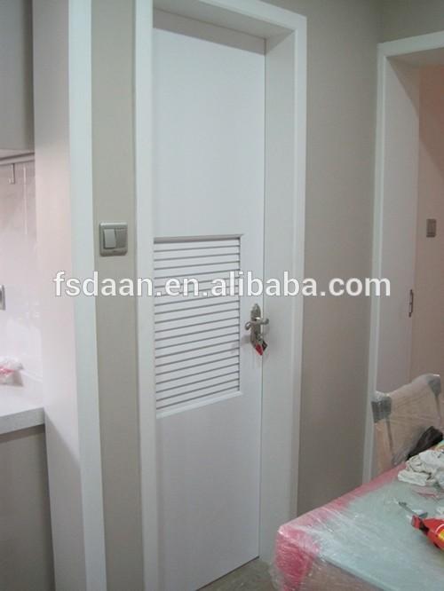 Cheap mdf pvc door for room hotel room doors factory for Cheap pvc door