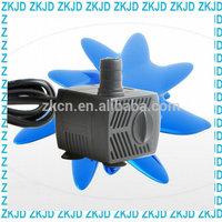 Zp-m300 aquarium pump centrifugal submerisible pump 300L/H