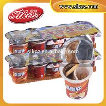 De la marca sikoz sk-q133 fabricante de galletas, galleta de chocolate galletas, de dibujos animados de galleta de chocolate