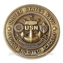 30 years of OEM experience hard enamel coins