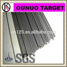 astm b265 astm f136 titanium round bar gr1 price per kg
