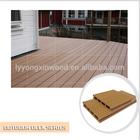 Europe standard outdoor wpc flooring/wpc deck/outdoor wood plank