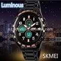2014 preço de fábrica de metal homens relógios china top produtos amostras grátis