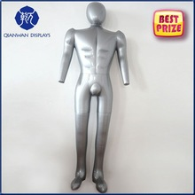 Big Sale Male Adults Style Inflatable Mannequin for Clothes Store Display