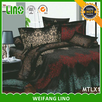 3d polyester stock for sale colored sheets/macy bedspreads/bed sheet fabric