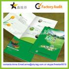 2015 Best price professional custom colorful restaurant leaflet
