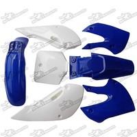 KLX110 Dirt Bike Fairing Body Plastic