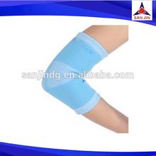 Neoprene blue light elbow support for sport